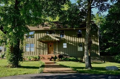 Troy Single Family Home For Sale: 4418 McCandliss Road