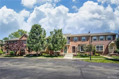 Centerville Condo/Townhouse For Sale: 2709 Kings Arms Circle