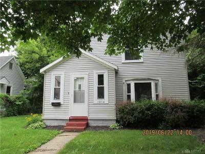 Troy Single Family Home For Sale: 1014 Race Street