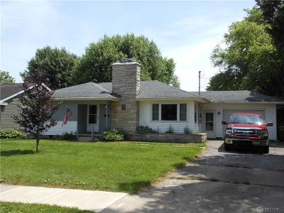 West Milton Single Family Home Pending/Show for Backup: 409 Hamilton Street
