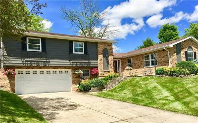 Springfield Single Family Home For Sale: 808 Torrence Drive