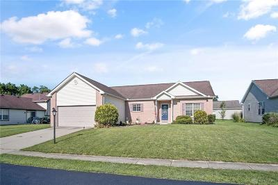 Fairborn Single Family Home For Sale: 695 Birchton Place