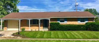 New Carlisle Single Family Home For Sale: 208 Deerfield Drive