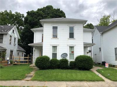 Springfield Multi Family Home For Sale: 712 Cedar Street