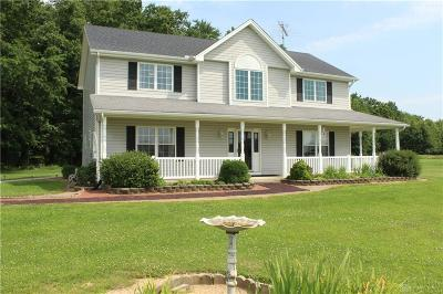 Clinton County Single Family Home For Sale: 11508 State Route 730