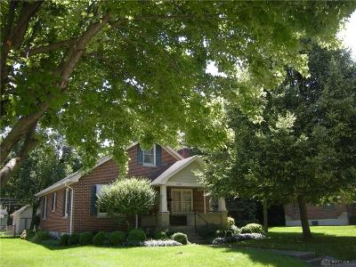Tipp City Single Family Home Pending/Show for Backup: 226 4th Street