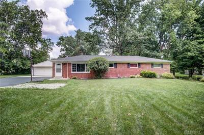 Butler Township Single Family Home Pending/Show for Backup: 419 Aullwood Road