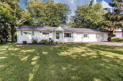 Beavercreek Single Family Home Pending/Show for Backup: 1745 Maple Lane