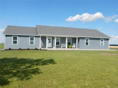 Clinton County Single Family Home For Sale: 2916 Dakins Chapel