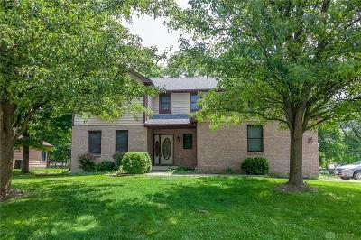 Vandalia Single Family Home For Sale: 855 Palomino Avenue
