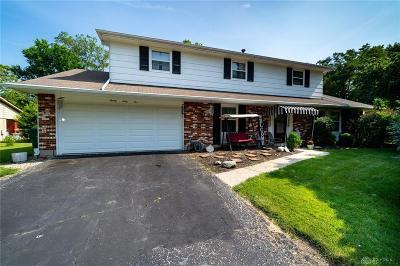 Dayton Single Family Home For Sale: 2065 Rahn Road