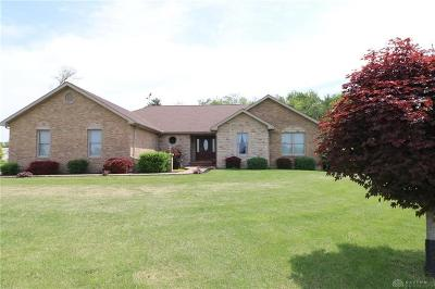 Highland County Single Family Home For Sale: 3708 Us 62