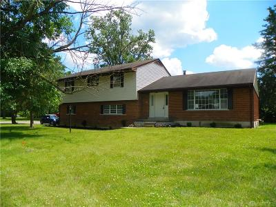 Dayton Single Family Home For Sale: 3000 Early Road