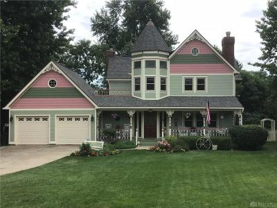 Bellbrook Single Family Home Pending/Show for Backup: 1894 Shore Drive