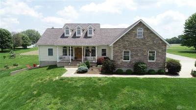 Highland County Single Family Home For Sale: 4910 Us 62