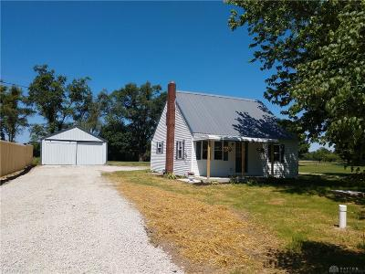 Brookville Single Family Home Pending/Show for Backup: 1251 Diamond Mill Road