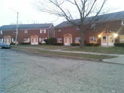 Dayton Multi Family Home For Sale: 3540 Dorham Place