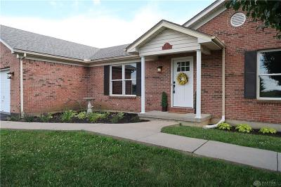 Xenia Single Family Home Pending/Show for Backup: 575 Dayton Xenia Road
