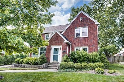 Oakwood Single Family Home For Sale: 332 Collingwood Avenue