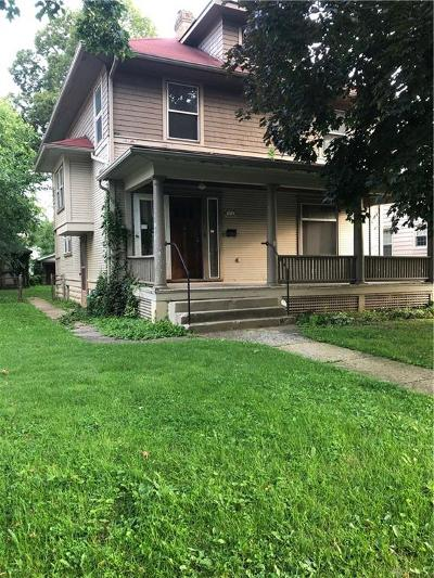 Springfield Single Family Home For Sale: 371 Madison Avenue