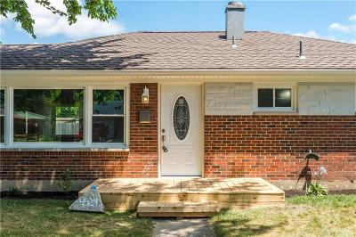 Dayton Single Family Home For Sale: 4529 Woodbine Avenue