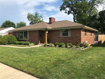 Brookville Single Family Home Pending/Show for Backup: 133 Villa Drive