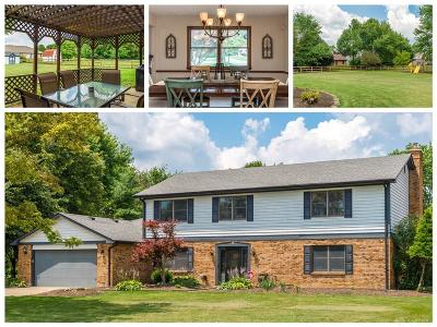 Greene County Single Family Home For Sale: 3970 Shagbark Lane
