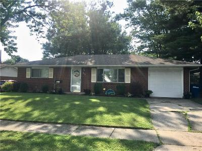 Brookville Single Family Home For Sale: 211 Brookside Drive