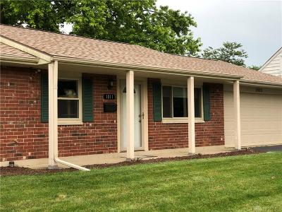 Troy Single Family Home Pending/Show for Backup: 1011 Frontier Drive