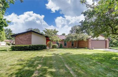 Beavercreek Single Family Home Pending/Show for Backup: 3202 Kingfisher Place