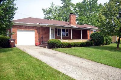 Vandalia Single Family Home For Sale: 103 Ranchview Drive