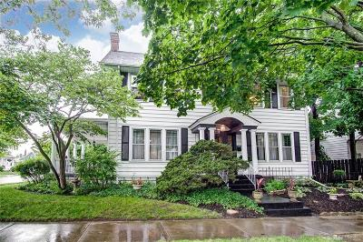 Troy Single Family Home For Sale: 232 Short Street