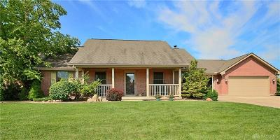Tipp City Single Family Home For Sale: 940 Brookmere Avenue