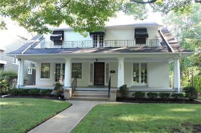 Oakwood Single Family Home Pending/Show for Backup: 223 Volusia Avenue