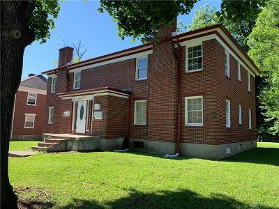 Dayton Multi Family Home For Sale: 364 Delaware Avenue