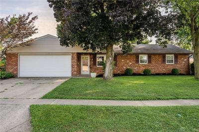 New Carlisle Single Family Home Pending/Show for Backup: 529 Glenn Avenue