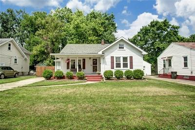 Springfield Single Family Home Pending/Show for Backup: 241 Lawnview Avenue
