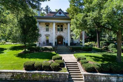 Oakwood Single Family Home For Sale: 430 Schantz Avenue
