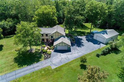 Montgomery County Single Family Home Pending/Show for Backup: 12400 Hemple Road