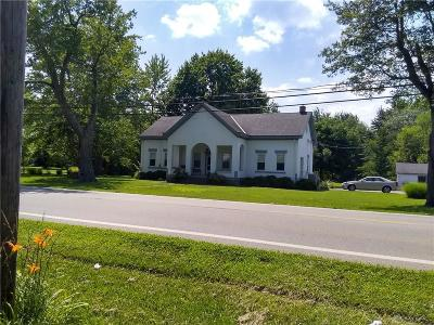 Springboro Single Family Home For Sale: 4059 N Route 48