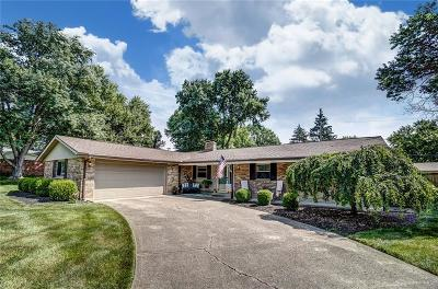 Beavercreek Single Family Home Pending/Show for Backup: 1298 Cedarcliff Drive