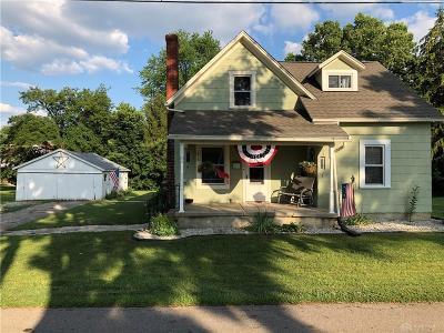 West Milton Single Family Home Pending/Show for Backup: 223 Market Street