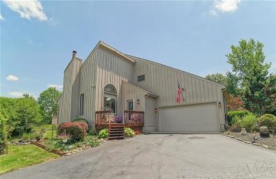 Springboro Single Family Home For Sale: 4914 Dearth Road