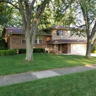 Vandalia Single Family Home For Sale: 419 Birdsong Drive