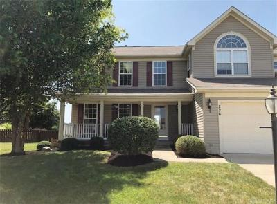 Union Single Family Home For Sale: 226 Irongate Drive