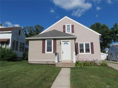 Troy Single Family Home Pending/Show for Backup: 1223 Mulberry Street