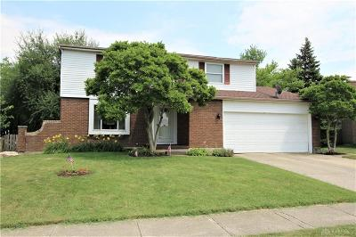 Vandalia Single Family Home For Sale: 1378 Ronald Street