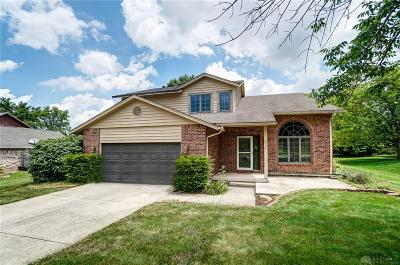Butler Township Single Family Home For Sale: 3360 Turtle Shell Drive
