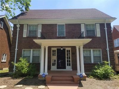 Dayton Single Family Home For Sale: 1432 Catalpa Drive
