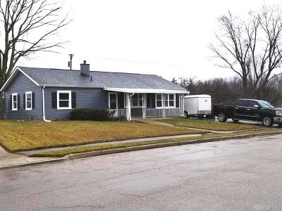 Vandalia Single Family Home Pending/Show for Backup: 809 Foley Drive